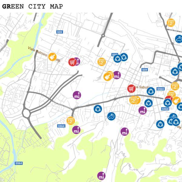 Greenpeace lancia un'eco-mappa interattiva: parchi e mercati green a Bologna