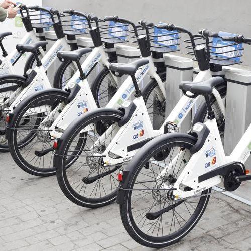 Inaugurato Napoli 'n bike: torna il bike sharing nella città partenopea