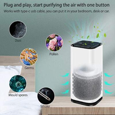 Purificatore d'aria portatile: l'offerta esclusiva su Amazon