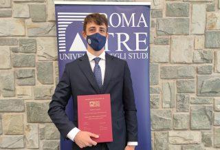 A Roma Tre il primo laureato in Italia in Ingegneria delle tecnologie per il Mare