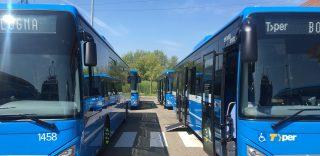 Nuovi autobus a Bologna: 92 vetture green in arrivo