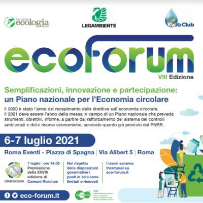 EcoForum e Appennino Bike Tour: gli appuntamenti di Legambiente a Roma
