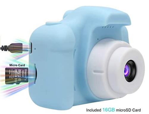 Fotocamera digitale per bambini: il prezzo in offerta su Amazon