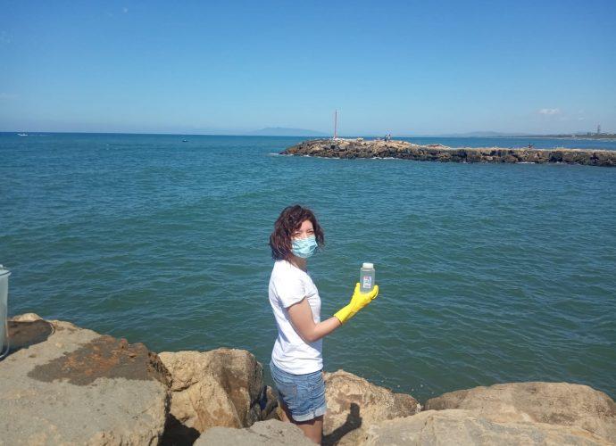 Legambiente: presentati i risultati dei campioni d'acqua prelevati sulle coste laziali