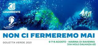 Goletta Verde torna nei porti dell'Emilia-Romagna: tutti i dettagli