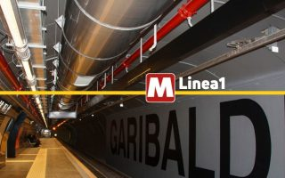 Napoli: principio d'incendio nella Linea 1