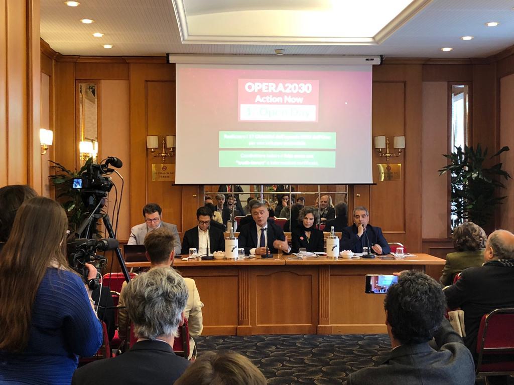 """Opera2030 a Napoli: """"La città al centro dell'innovazione del turismo"""""""