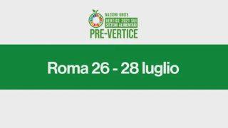 Sistemi Alimentari: a Roma il Pre-Vertice delle Nazioni Unite
