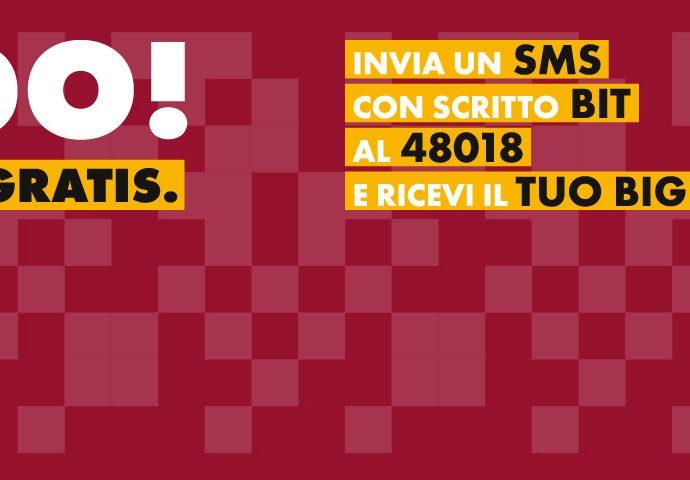 Sms&Go: il biglietto Atac si acquista via sms