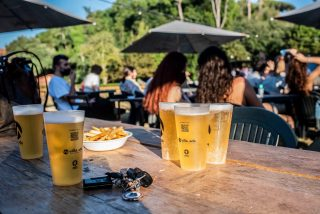 Villa Ada suona green con zero plastica: sì a borracce e case dell'acqua