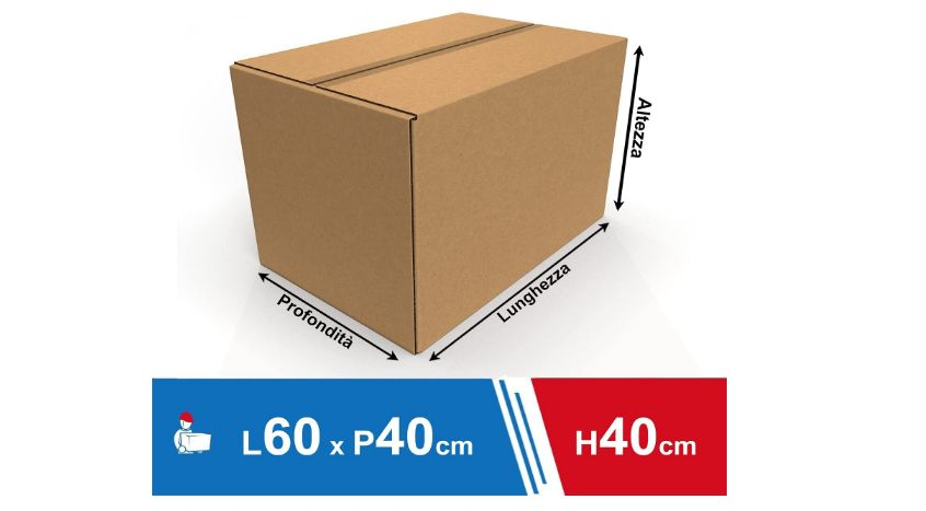 Scatoloni per imballaggi: l'offerta lampo su Amazon