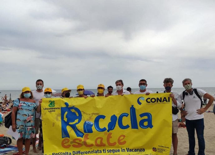 RiciclaEstate nel Lazio fa tappa a Terracina: ecco come continua il tour