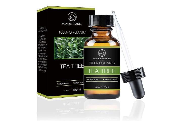 Olio essenziale dell'albero del tè: 30% di sconto su Amazon