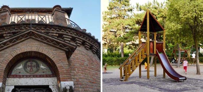Villa Lais: interventi di riqualificazione nel quartiere Tuscolano