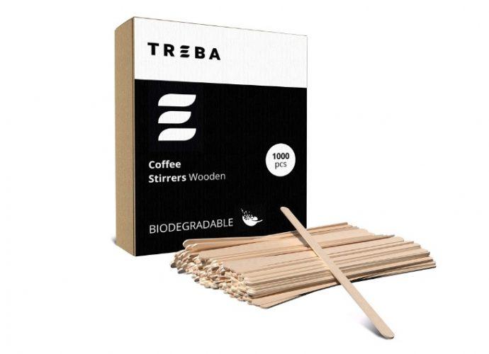 Bastoncini per il caffè biodegradabili: il prezzo su Amazon