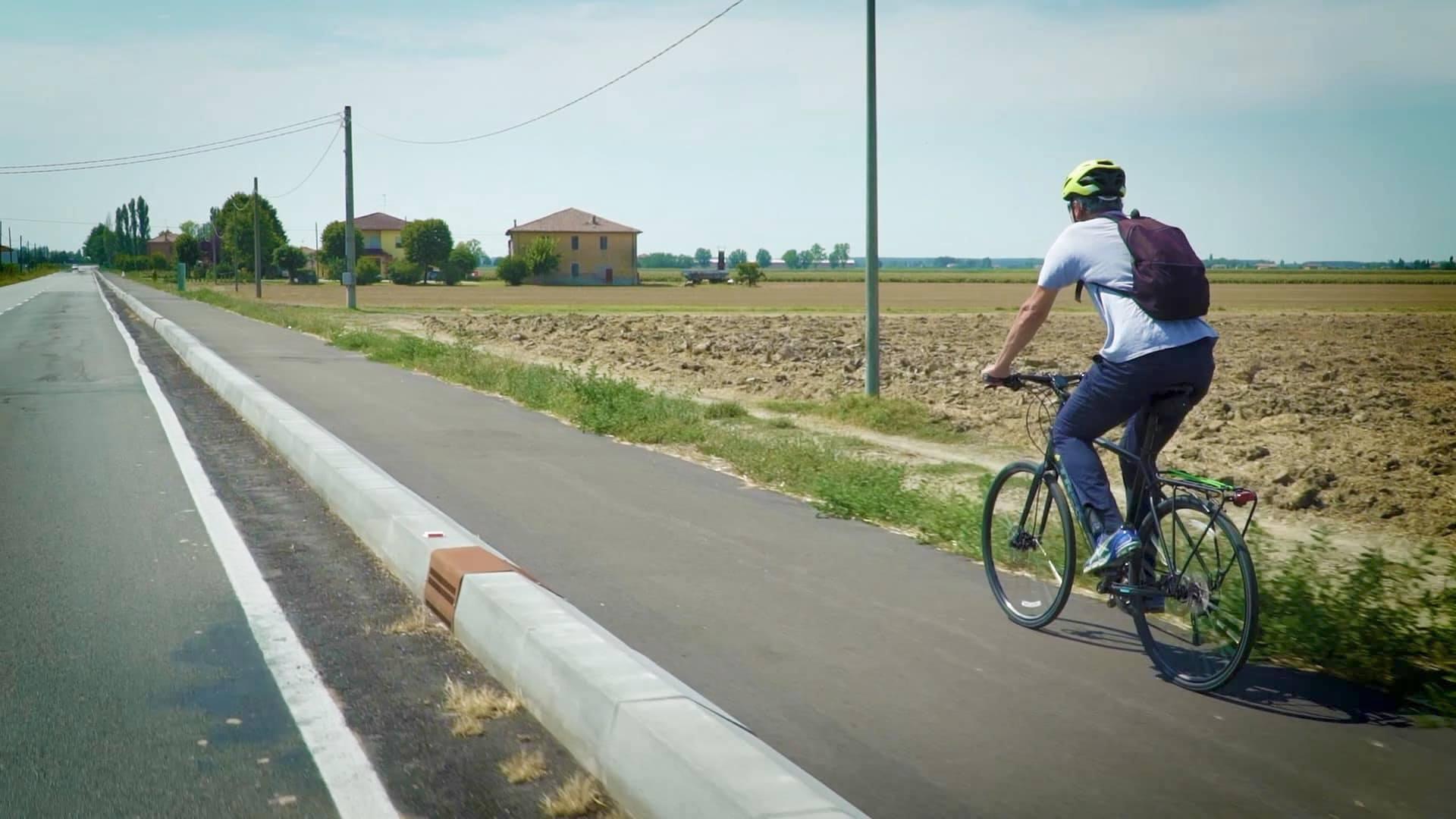 Bicipolitana di Bologna: apre il tratto stazione SFM-Ponte Rizzoli