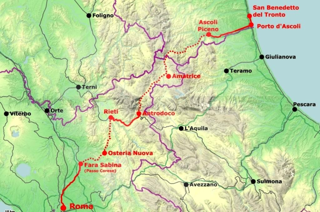 Ferrovia dei Due Mari: treni a idrogeno da Fiumicino a San Benedetto del Tronto