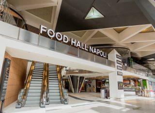 Food Hall: rivoluzione food alla Stazione Centrale di Napoli