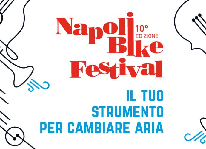 Napoli Bike Festival: 5mila persone per l'edizione 2021