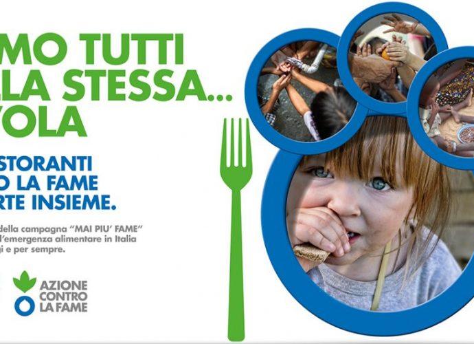 Ristoranti contro la fame: aperta la campagna in Emilia-Romagna