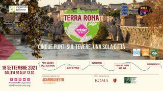 Terra Roma, il 18 settembre Giornata World Cleanup Day lungo le sponde del Tevere