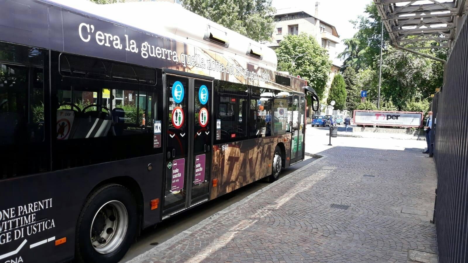 Autobus a Bologna: Tper potenzia il servizio invernale