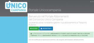Abbonamenti gratuiti per studenti: la situazione di Unico Campania