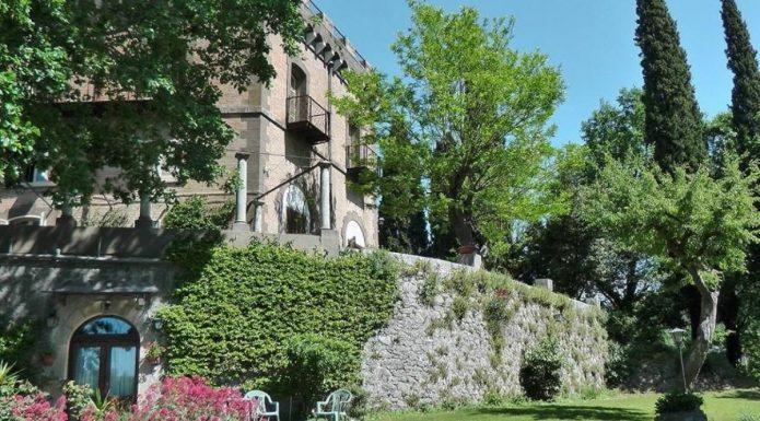 Villa Barattolo nella Rete delle dimore e dei giardini storici del Lazio