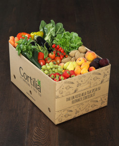 Cortilia_cassetta frutta e verdura