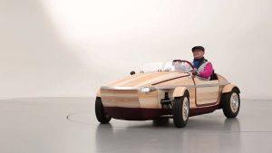 Toyota legno